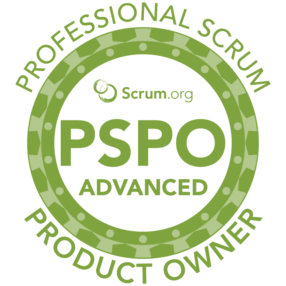 Professional Scrum Product Owner™ - Advanced logo
