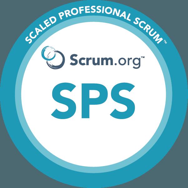 Scaled Professional Scrum™ logo